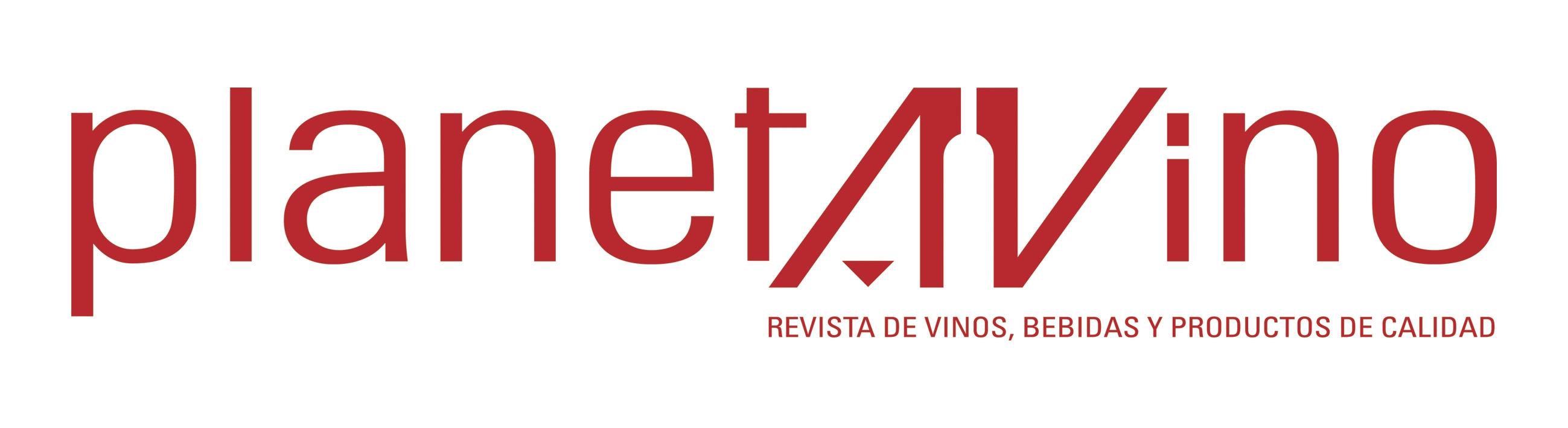 logo PlanetaVino color