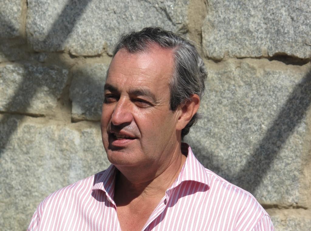 José Hidalgo Togores en Pazo Baión -4-