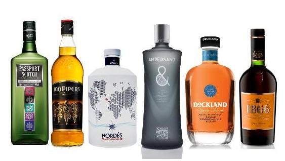 Osborne, nuevas marcas distribución