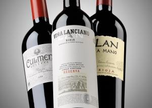 Botellas Viña Lanciano, Culmen y LAN A Mano