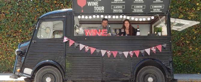 BODEGAS TORRES-Wine Truck