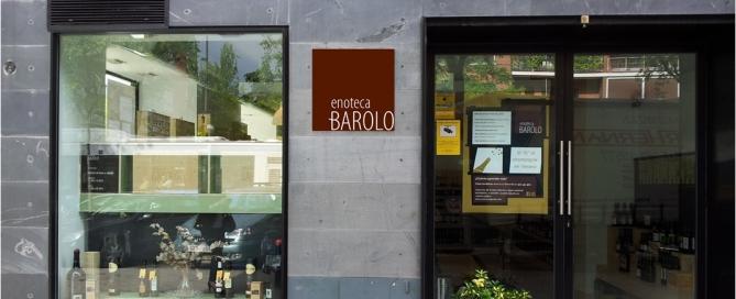 Entrada  Enoteca Barolo