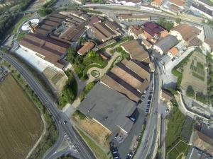 Plano de Barrio de la Estación.