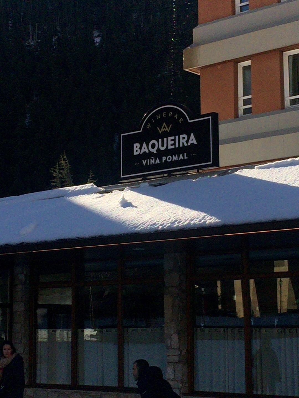 Baqueira Viña Pomal Wine Bar