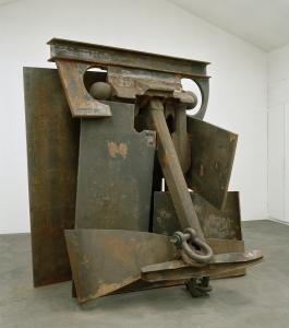 Earl King, una de las principales obras de la exposición.
