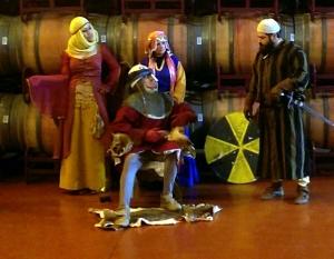 Visita Teatralizada Jueves santo1