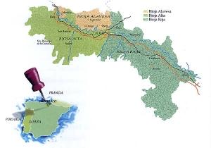 ABRA, mapa Rioja Alavesa