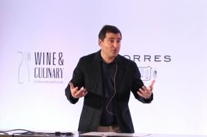 Josep Roca durante su intervención en la pasada edición.
