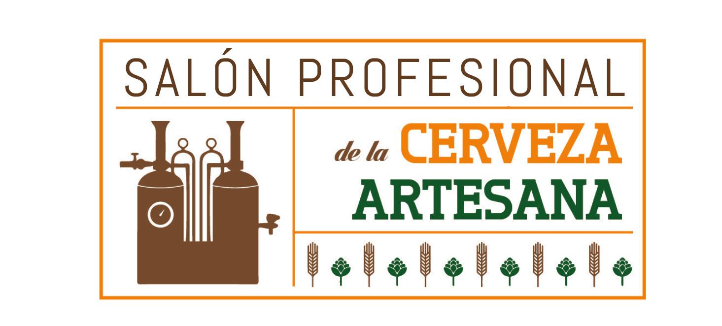 Logo Salón Profesional Cerveza Artesana