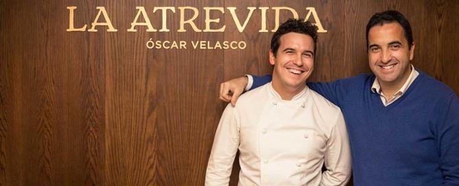 Restaurante_LaAtrevidaAS18 Óscar y Marcos