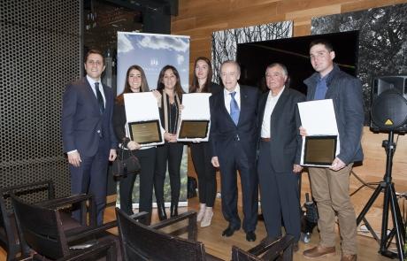 TORRES_PremiosProveedores_Iz-Dr_Gallego_Pujol_Hours_Viscogliosi_Torres_C.._