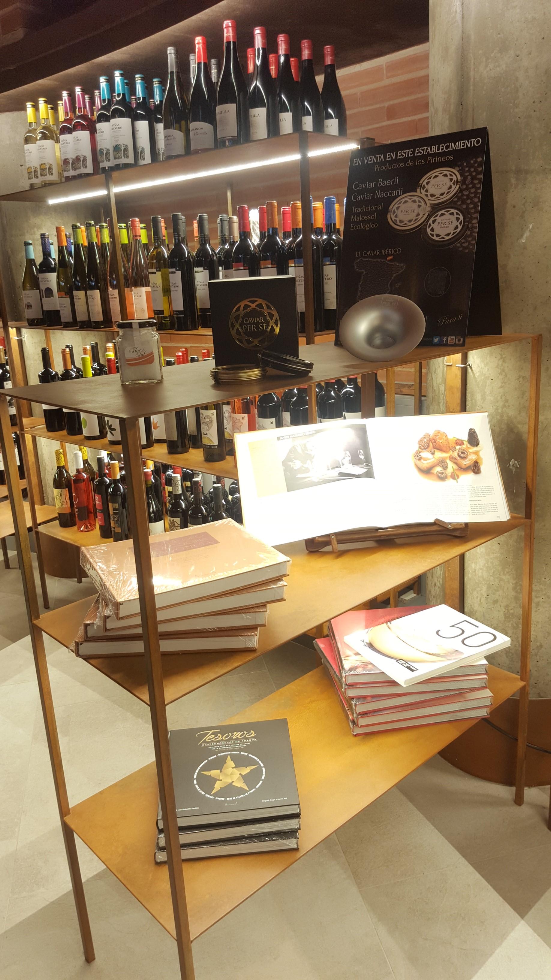 DO SOMONTANO Presentación nuevo restaurante Trasiego, tienda de vinos y Espacio del Vino (4)