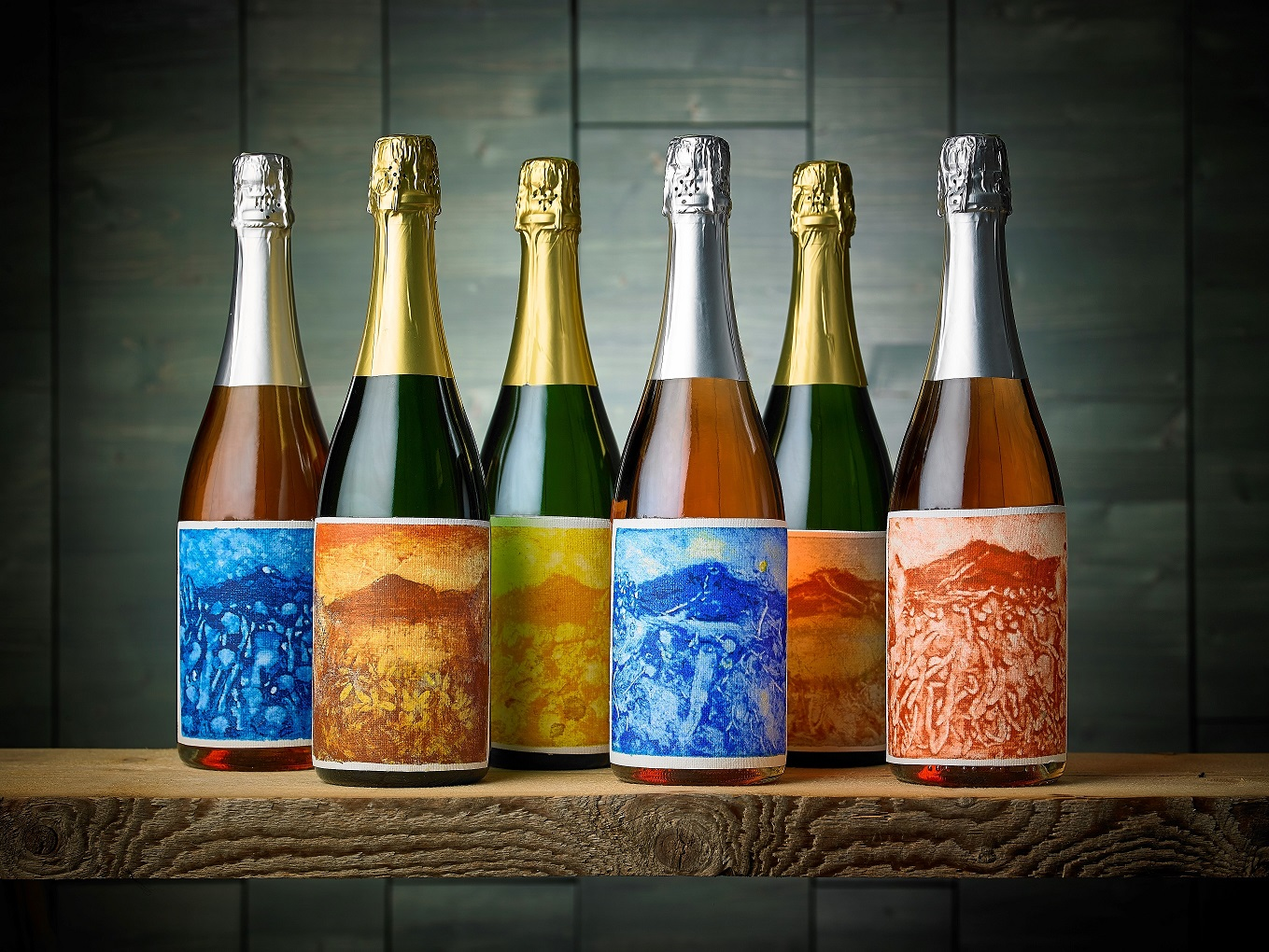 botellas - colección