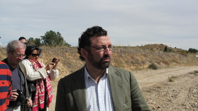 José Manuel Ortega Fournier en 2009