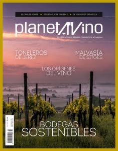 Portada PlanetAVino 84