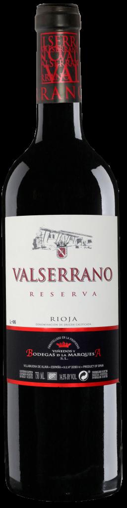 Valserrano-Reserva