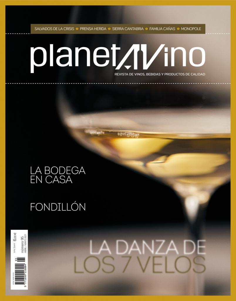 Planetavino Portada 95